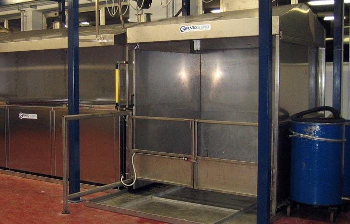 Filtri industriali per acqua - Punto Service